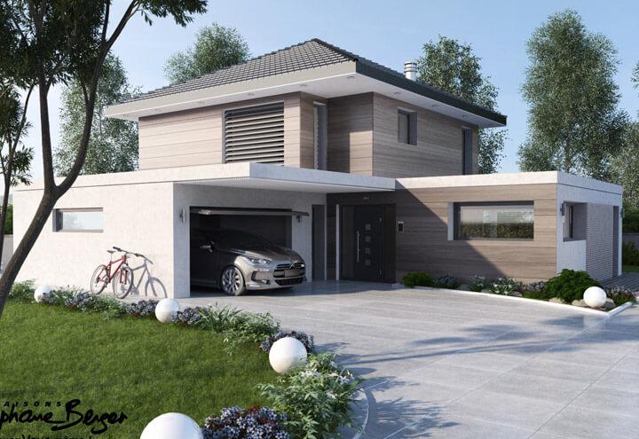 Constructeur maison haute savoie construction maison for Constructeur de maison 81