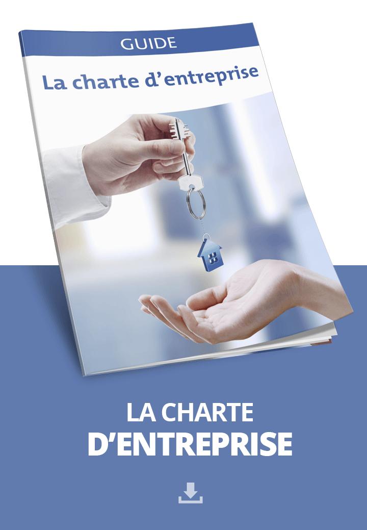 La charte d'entreprise