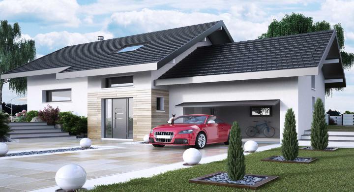 Projet de construction maison neuve près de Viry Haute-savoie 74 à 819 000 €