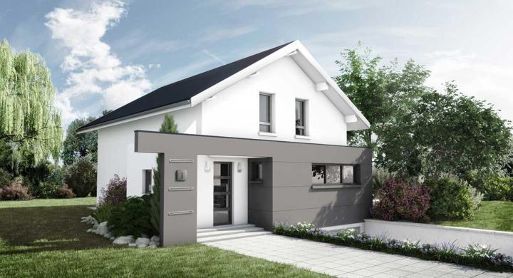 Projet de construction maison neuve près de Sévrier Haute-savoie 74 à 622 800 €